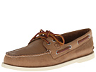 Sperry Top-Sider - A/O 2 Eye Burnished (Tan) - Footwear