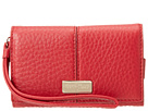 Cole Haan - Tech Snap Wallet (Velvet Red) - Bags and Luggage