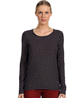 Marc by Marc Jacobs - Minetta Print Jersey Top