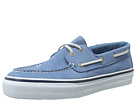 Sperry Top-Sider - Bahama 2 Eye Washable (Blue) - Footwear