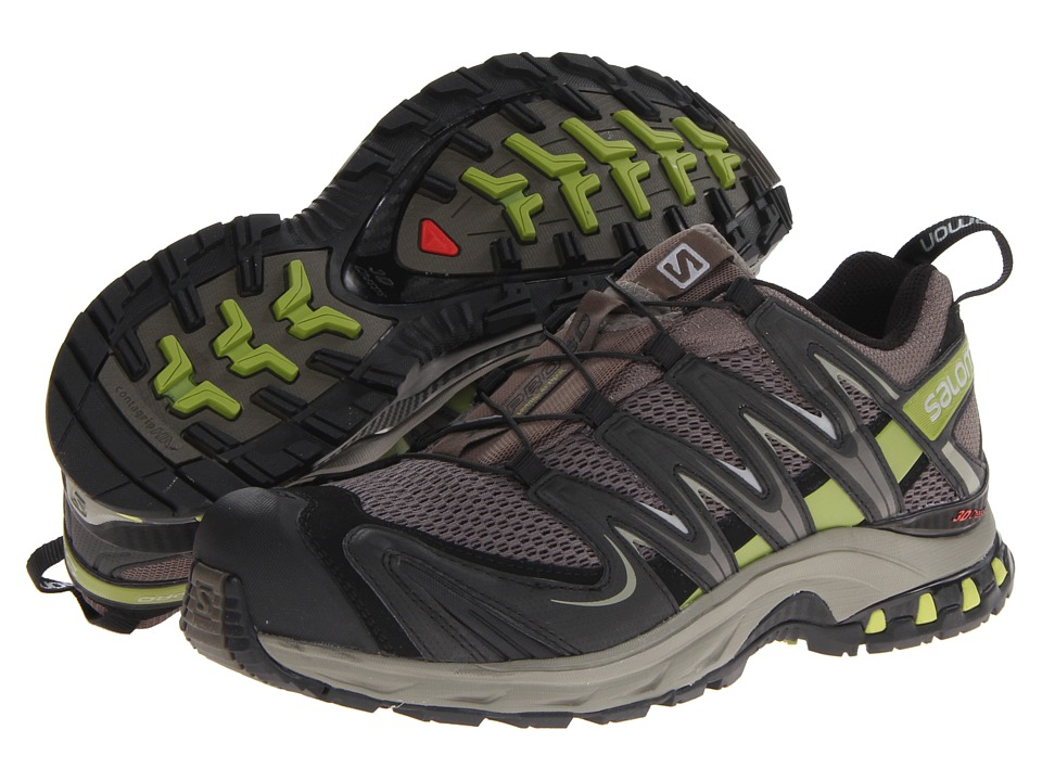 Salomon XA Pro 3D (Swamp/Dark Titanium/Seaweed Green) Men
