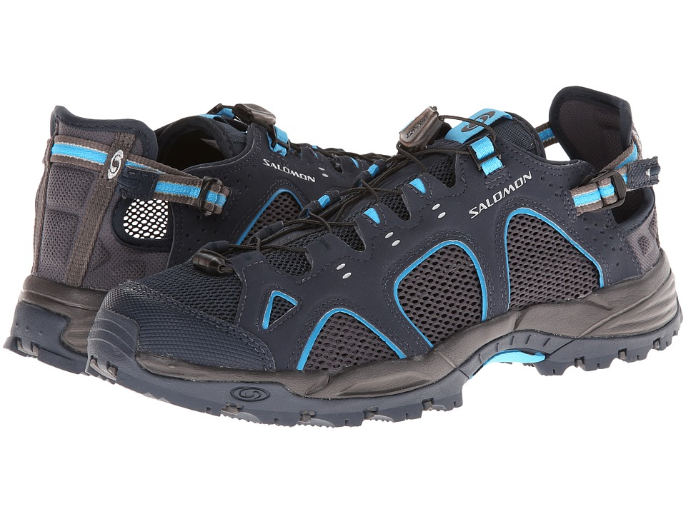 Salomon - Techamphibian 3 (Deep Blue/Autobahn/Fluo Blue) Mens Shoes