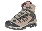 Salomon - Quest 4D GTX (Titanium/Dark Titanium/Bordeaux) -