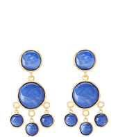 Kenneth Jay Lane - 7304ESGL Earrings