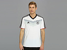 adidas - Germany Home Replica Tee (White/Black/Victory Red) - Apparel