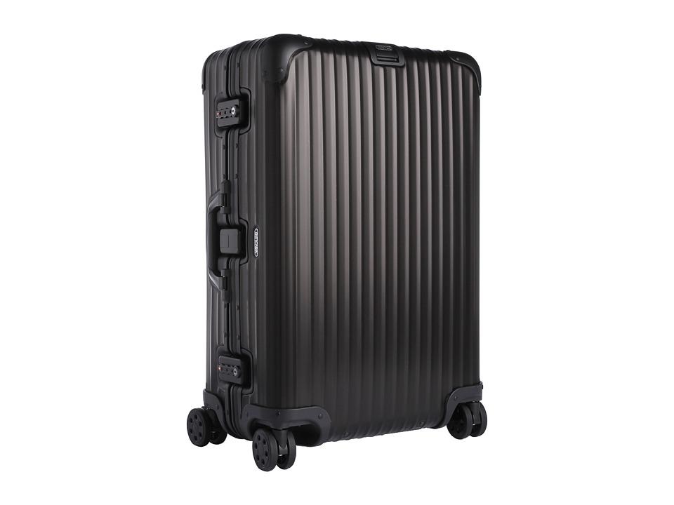 Rimowa Topas Stealth 26 Multiwheel (Black) Luggage
