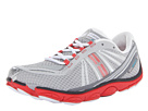 Brooks - PureConnect 3 (River Rock/High Risk Red/Black) - Footwear