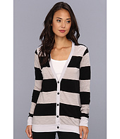 Michael Stars - Rugby Stripe Long-Sleeve Cardigan