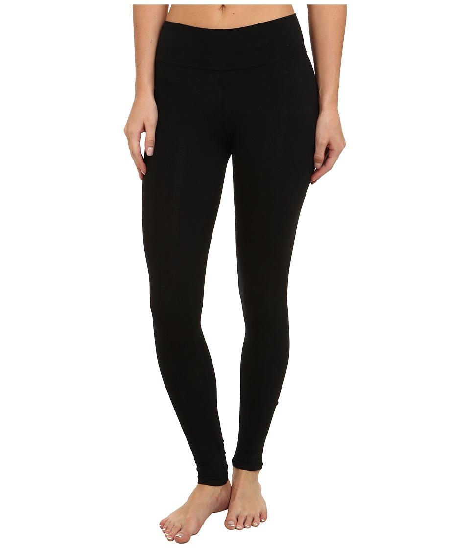 Michael Stars Full Length Leggings (Black) Women