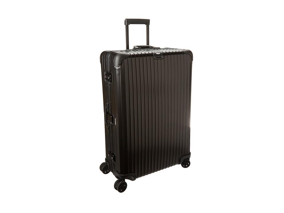 Rimowa Topas Stealth 32 Multiwheel (Black) Luggage