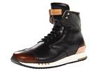 Alexander McQueen - Artisanal High Top (Black/Tan) - Footwear