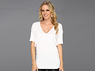 Michael Stars Shine Slouchy V Neck