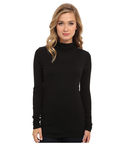 Michael Stars Slub Long-Sleeve Turtleneck