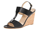 Cole Haan - Adrienne Wedge (Black) - Footwear