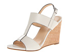 Cole Haan - Adrienne Wedge (Ivory) - Footwear