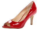 Cole Haan - Air Lainey OT Pump (Velvet Red Patent) - Cole Haan Shoes