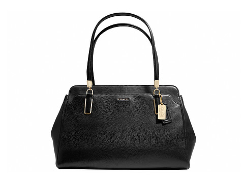 COACH Madison Leather Kimberly Carryall-奢品汇 | 海淘手表 | 腕表资讯