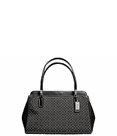 COACH - Madison Needlepoint Op Art Kimberly Carryall