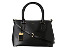 LAUREN Ralph Lauren - Taylor Double Zip Shopper (Black)