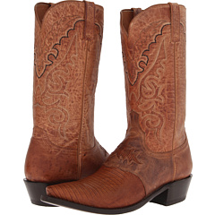 M2902.54 (Old Nugget Saddle Vamp Lizard) Cowboy Boots
