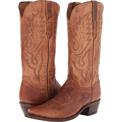 M1008.54 (Tan Mad Dog Goat) Cowboy Boots