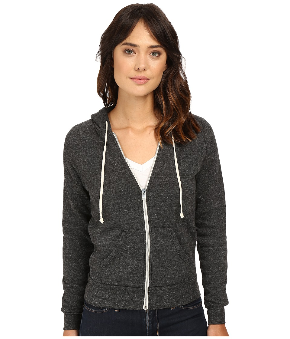 Alternative Adrian Hoodie Eco Black Womens Sweatshirt