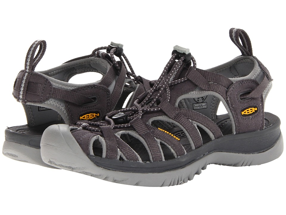 Keen Whisper (Magnet/Neutral Gray) Sandals