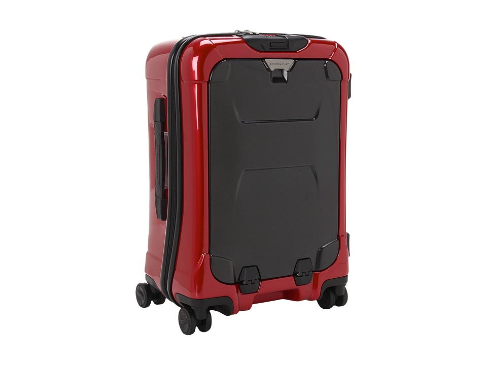 Briggs & Riley - Torq International Carry-On Spinner (Ruby) Bags