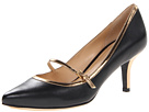 Cole Haan - Chelsea PT MJ Lo Pump (Black Goldwash/Gold Specchio) - Footwear
