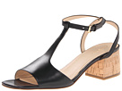 Cole Haan - Luci Low Sandal (Black) - Footwear