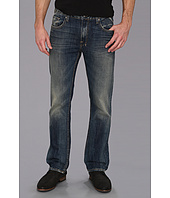 Buffalo David Bitton - Six Slim Straight Bullet Denim in Vintage And Worn