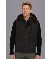 Vince Camuto - Down Filled Vest w/ Hood
