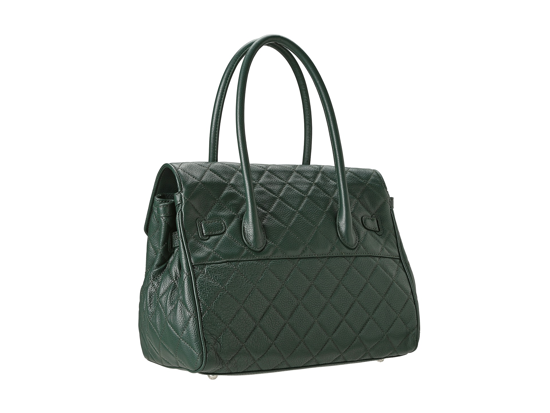 This is an authentic My Flat in London large bag. Stylish quilted pattern with velvet Queen Bee and crystal crown detail. There is a velvet bow and a drop crystal on the handle. Both appear to be removable if desired. $ Brand: My Flat in London. Free shipping.