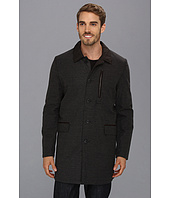 Vince Camuto - Luxe Reversible Quilted Car Coat
