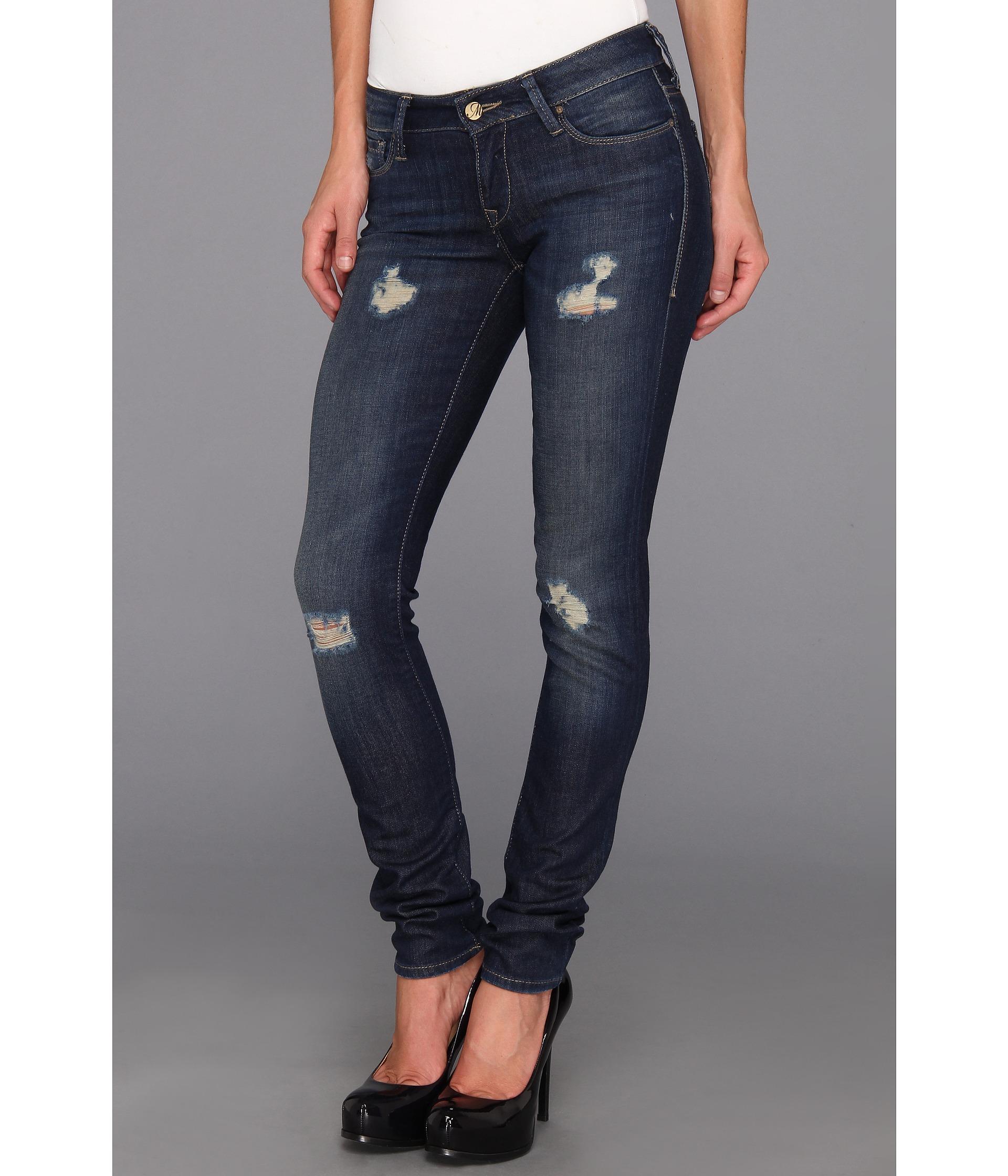 mavi jeans serena low rise super skinny in r vintage r. Black Bedroom Furniture Sets. Home Design Ideas
