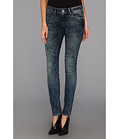 Mavi Jeans - Jesy Low-Rise Skinny Biker Jean in Deep Brushed