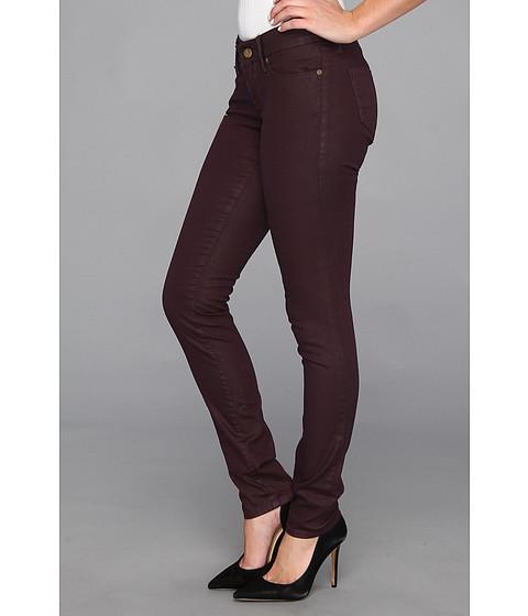 mavi jeans serena low rise super skinny in purple coated. Black Bedroom Furniture Sets. Home Design Ideas