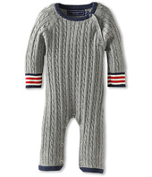 Toobydoo - Boys' Cable Knit Jumpsuit (Infant)
