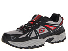 SKECHERS - Kirkwood (Black/Gray) - Footwear