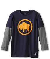 Toobydoo - Boys' Camp Buffalo T Bison (Infant)
