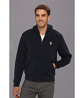 U.S. POLO ASSN. - Fleece Hoodie w/ Nubby Polar Fleece Lining