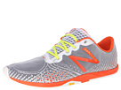 New Balance MR00 White Orange Shoes