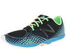New Balance MR00 Black, Blue Shoes