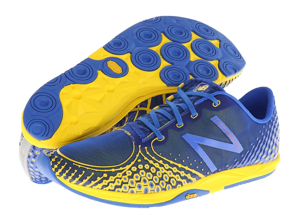 New Balance MR00 (Blue/Yellow 1) Men's Running Shoes