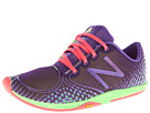 New Balance WR00 Purple, Green Shoes