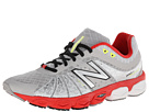 New Balance M890v4 Red, Silver Shoes