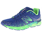 New Balance M890v4 Blue, Green Shoes