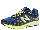 New Balance M890v4 Cobalt Black Shoes