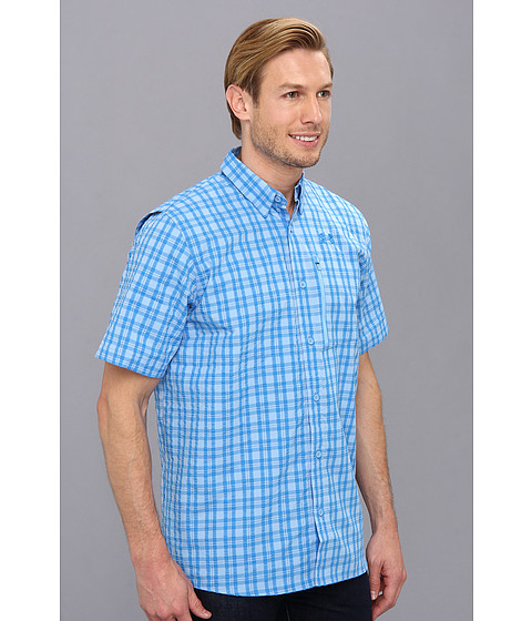Under armour ua fish hunter plaid s s shirt for Under armour fishing shirts clearance