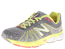 New Balance W890v4 Yellow, Silver Shoes